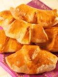 Homemade Croissants Royalty Free Stock Photos