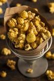 Homemade Crunchy Caramel Popcorn Royalty Free Stock Image