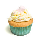 Homemade Cupcake Stock Images