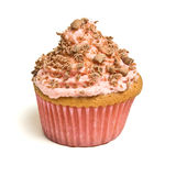Homemade Cupcake Stock Photography