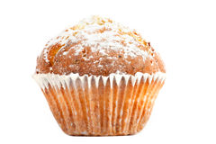 Homemade cupcake royalty free stock photos