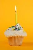 Homemade cupcake Royalty Free Stock Photography
