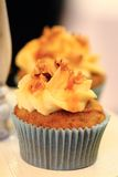 Homemade cupcake Royalty Free Stock Images