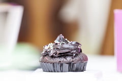 Homemade Cupcake Royalty Free Stock Image