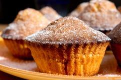 Homemade cupcakes Royalty Free Stock Image