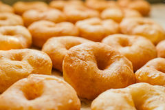 Homemade donuts Stock Photo