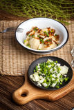 Homemade dumplings. Stock Photography
