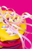 Homemade Easter Cookies Royalty Free Stock Photography