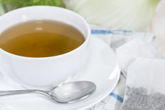 Homemade Fennel Tea Royalty Free Stock Photo