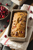 Homemade Festive Cranberry Bread