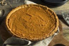 Homemade Festive Sweet Potato Pie Stock Image