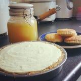 Homemade food. Cakes Royalty Free Stock Photos