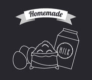 Homemade food Royalty Free Stock Photography