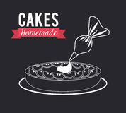 Homemade food Royalty Free Stock Images