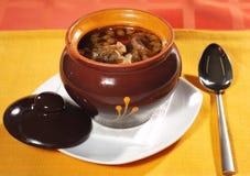 Homemade Food - Pot Roast Stock Photo