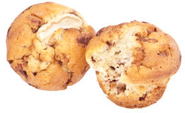Homemade fresh baked muffins Royalty Free Stock Photography