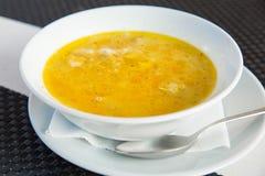 Homemade fresh soup Stock Photos