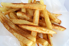 Homemade fries Stock Photography