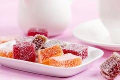 Homemade fruit marmalade Royalty Free Stock Image