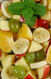 Homemade Fruit Salad 2 Stock Photos