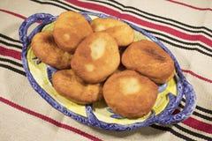 Homemade fry bread. Stock Image