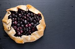 Homemade galettes Royalty Free Stock Images