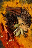 Homemade Garam Masala Stock Photography