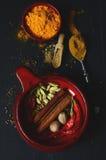 Homemade Garam Masala Royalty Free Stock Photo