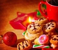 Homemade gingerbread Royalty Free Stock Photos
