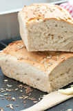 Homemade Gluten Free Bread Royalty Free Stock Image