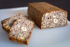 Homemade gluten free bread Stock Photo