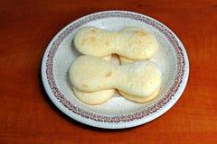 Homemade gluten-free sponge cake Stock Image