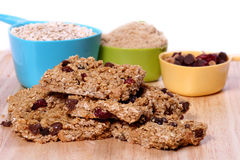 Free Homemade Granola Bars Royalty Free Stock Photos - 8937398