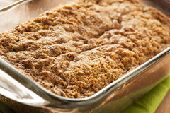 Homemade Healthy Zucchini Bread Royalty Free Stock Images