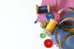 Homemade hobby items Stock Photos