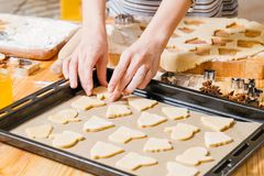Free Homemade Holiday Cookies Recipe Biscuits Bake Royalty Free Stock Photo - 151082135