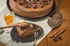 Homemade honey cakes Stock Photo