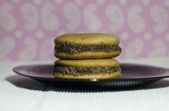 Homemade honey cookies Royalty Free Stock Photos