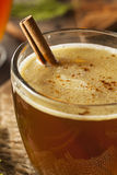 Homemade Hot Buttered Rum Royalty Free Stock Photography