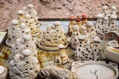 Homemade house souvenirs in Cappadocia Stock Images