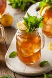 Homemade Iced Tea and Lemonade Royalty Free Stock Image