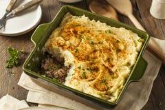 Homemade Irish Shepherd S Pie Royalty Free Stock Photos