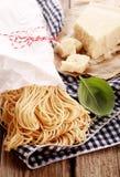 Homemade Italian Pasta Royalty Free Stock Photos