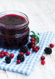 Homemade  jam Royalty Free Stock Photos