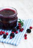 Homemade  jam Royalty Free Stock Photos