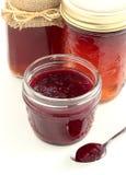 Homemade jams Royalty Free Stock Image