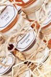 Homemade jams Royalty Free Stock Photography