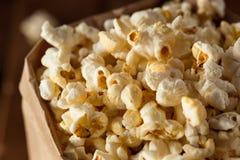 Homemade Kettle Corn Popcorn Royalty Free Stock Photo