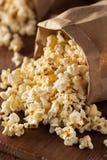 Homemade Kettle Corn Popcorn Stock Photos