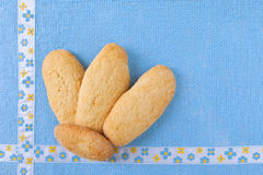 Homemade Ladyfingers Royalty Free Stock Photography